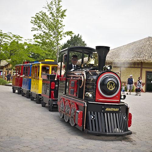 Mini Express   Wattman World